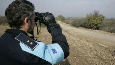 Asile et migration: la Grèce renforce ses patrouilles policières à sa frontière avec la Turquie