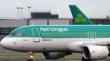 Une collision entre des avions passagers de la Lufthansa et d'Aer Lingus a été évitée de justesse à Brussels Airport le 5 octobre
