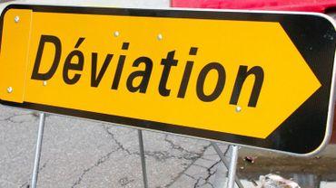 Plusieurs déviations seront mises en place et les poids-lourds ne pourront pas passer par Walcourt.