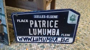 Bientôt une plaque commémorative en l'honneur de Patrice Lumumba à Bruxelles
