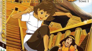 """La version manga du dessin animé """"Les Mystérieuses cités d'or"""" arrive mercredi 20 mars en librairie"""