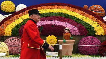 Le Chelsea Flower Show de Londres est l'une des plus grandes manifestations horticoles au monde
