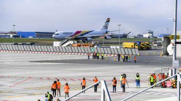 Des vols hebdomadaires vers Hong Kong dès le 3 juin au départ de l'aéroport de Charleroi