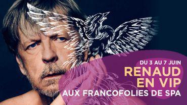 Vos places VIP pour Renaud aux Francos de Spa
