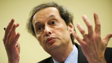 Cédric Visart de Bocarmé va quitter le ministère de l'Intérieur