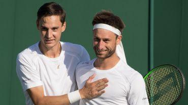 Première finale ATP pour Gille et Vliegen à Bastad