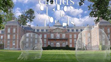 Clouds au Château du Roeulx
