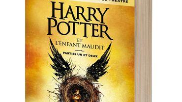 """""""Harry Potter et l'enfant maudit"""" est disponible en précommande pour 21 euros"""