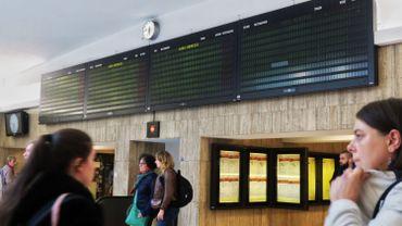 Panne informatique chez Infrabel : des perturbations sur le réseau ferroviaire à Bruxelles