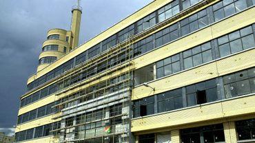 La bavure se serait produite rue du Belvédère, située juste derrière l'ancien bâtiment de l'INR.