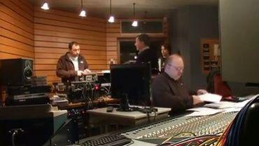En direct des Synsound Recording Studios