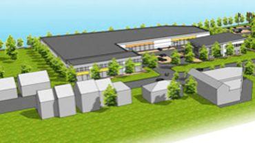 Bientôt un nouveau centre commercial à Awans.