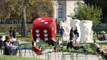 Entre Grand et Petit Palais, une Fiac toujours plus internationale