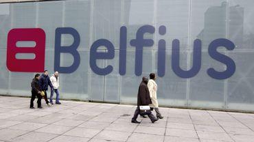 Belfius, nouveau nom de Dexia Banque