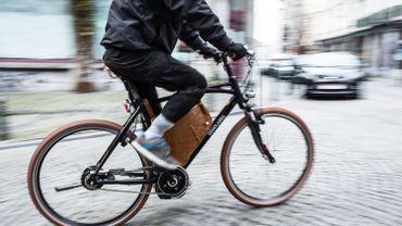 De plus en plus de vélos électriques, de plus en plus d'accidents. Prudence!