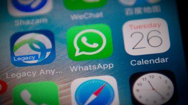 D'après WhatsApp, le nombre de victimes de l'attaque devrait être limité.