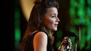 """L'actrice française Blanche Gardin est à l'affiche du film """"Selfie""""."""
