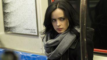 """La saison 2 de """"Jessica Jones"""" a été mise en ligne en mars dernier sur Netflix."""