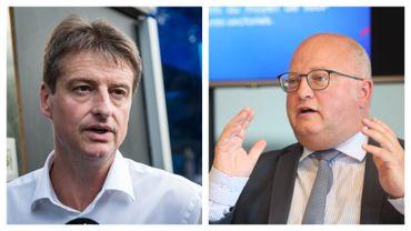 Pas de débat institutionnel avant les législatives de 2019 pour Olivier Chastel, Jean-Luc Crucke défavorable à ce genre de mécanismes.