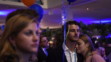 Les sociaux-démocrates restent la première formation politique de Suède.