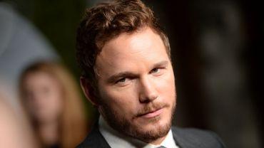 "Chris Pratt sera également à l'affiche de ""Jurassic World"" en juin"