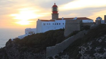 Echappée belge - Jour 7 - Odiaxere Cabo de Sao Vicente