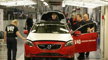 2012, un bon cru pour Volvo Gand