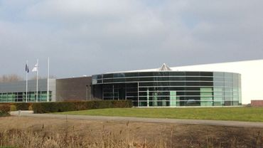 L'usine ACV à Seneffe