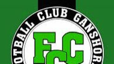 Le logo du FC Ganshoren
