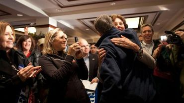 Rick Perry rencontre ses admiratrices