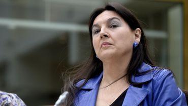 Marie-Christine Marghem, ministre de l'Energie