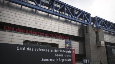 La Cité des sciences restera fermée tout le mois de septembre