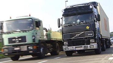 Les camions sous surveillance