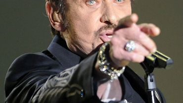 Johnny Hallyday fêtera le 15 juin ses 70 ans sur scène