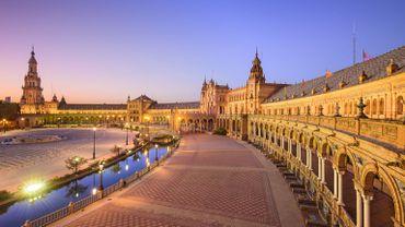 Séville (Espagne).