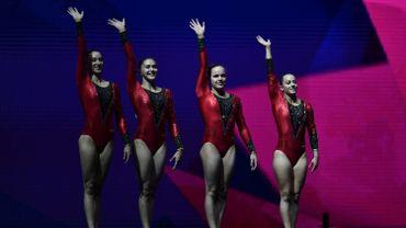 L'équipe belge de gymnastique féminine qualifiée pour les Jeux Européens 2019