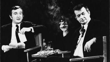 """"""" Le Carrousel aux Images """" avec Sélim Sasson et Serge Reggiani - 6 mars 1971"""