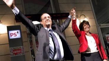 Fr.Hollande & M.Aubry
