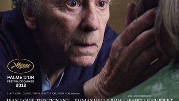 """Palme d'or 2012 à Cannes, """"Amour"""" représentera l'Autriche dans la course à l'Oscar 2013 du meilleur film en langue étrangère."""