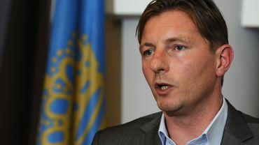 Football: Jan Van Winckel devient préparateur physique à Marseille