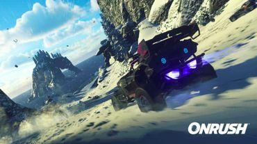 Le jeu de course arcade Onrush présente ses modes de jeu