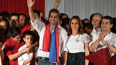 Paraguay: le candidat de droite Mario Abdo élu président