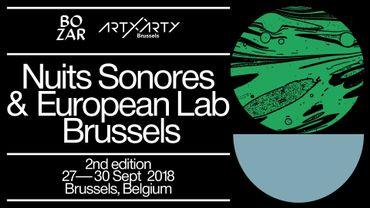 Le festival Nuits sonores et European Lab envahira Bruxelles du 27 au 30 septembre