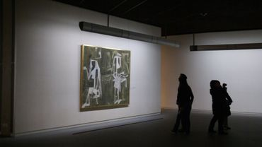 Voilà deux ans que les collections d'Arts moderne et contemporain ne sont plus visibles (illustration).