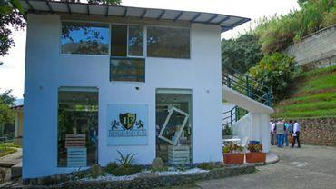 Le musée consacré à l'ancien baron de la drogue Pablo Escobar à Medellin, transmise par la municipalité, le 19 septembre 2018 en Colombie