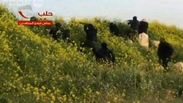 Belges en Syrie: 4 suspects maintenus en détention