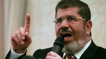 Egypte: de nouvelles accusations graves contre Mohammed Morsi