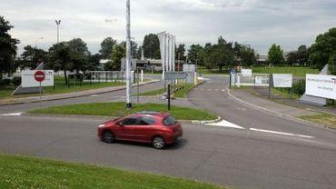 Le site de Peugeot-Citroën à Aulnay-sous-Bois
