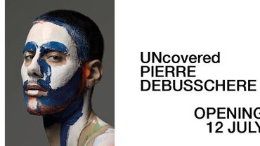 """Avec """"UNcovered"""", Pierre Debusschere se dévoile"""