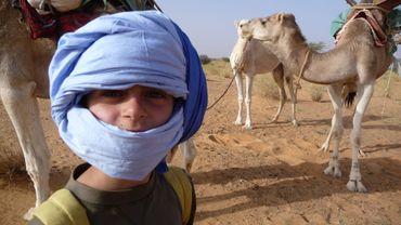 Louis et les fils du désert